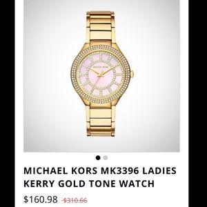 🌈 RARE Michael Kors Kerry Watch